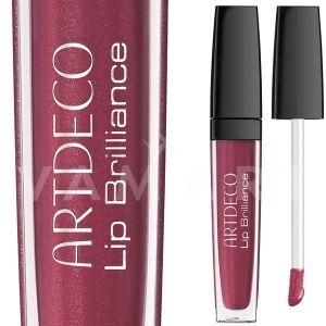 Artdeco Lip Brilliance Дълготраен Гланц за обемни устни 57 purple monarch