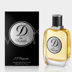 S.T. Dupont So Dupont Pour Homme Eau de Toilette 100ml мъжки