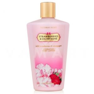 Victoria's Secret Strawberries & Champagne Body Lotion 250ml дамски