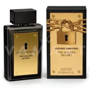 Antonio Banderas The Golden Secret Eau de Toilette 100ml мъжки без кутия
