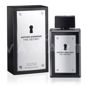 Antonio Banderas The Secret Eau de Toilette 100ml мъжки без кутия