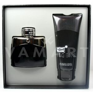 Mont Blanc Legend Eau de Toilette 50ml + After Shave Balm 100ml мъжки комплект