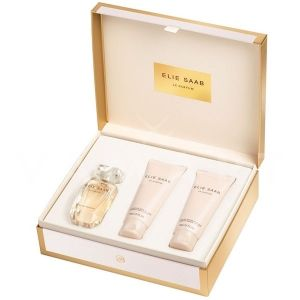 Elie Saab Le Parfum Eau de Parfum 50ml + Body Lotion 75ml + Shower Gel 75ml дамски комплект