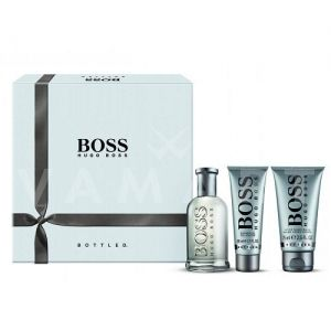 Hugo Boss Boss Bottled Eau de Toilette 100ml + After Shave Balm 75ml + Shower Gel 50ml мъжки комплект