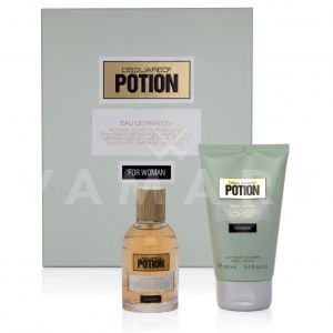 Dsquared2 Potion for Woman Eau de Parfum 50ml + Body Lotion 100ml  дамски комплект