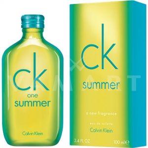 Calvin Klein CK One Summer 2014 Eau de Toilette 100ml унисекс без кутия