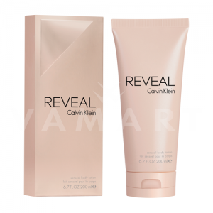 Calvin Klein Reveal Body Lotion 200ml дамски