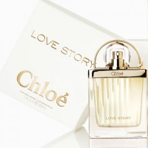 Chloe Love Story Perfumed Deodorant 100ml дамски