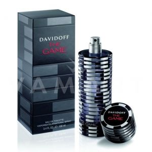Davidoff The Game Eau de Toilette 100ml мъжки без опаковка