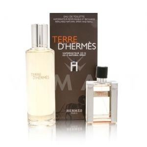 Hermes Terre d'Hermes Eau de Toilette 30ml + Eau de Toilette 125ml splash мъжки комплект