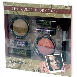 Markwins The Color Workshop Бронз и Красота Козметичен комплект