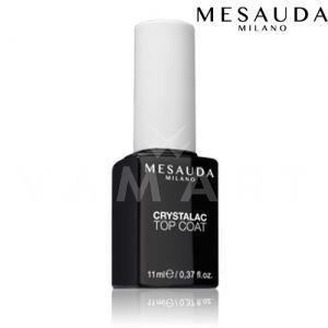 Mesauda Milano Crystalac Top Coat Топ лак за нокти