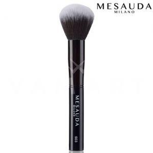 Mesauda Milano Brush Roundly Shaped Powder Brush Четка за пудра