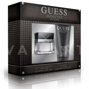 Guess Seductive Homme Eau de Toilette 30ml + Shower Gel 200ml мъжки комплект