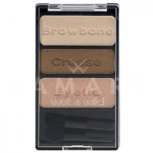 Wet n Wild Сенки за очи трио Color Icon 380 Walking on Eggshells