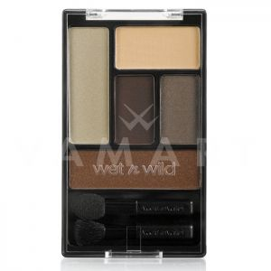 Wet n Wild Сенки за очи Coloricon 5 цвята 3951 The Naked Truth