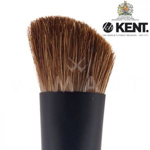 Kent. Twelve Angled Eye Contour Brush Четка за сенки, скосена