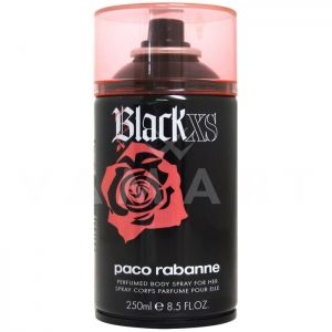 Paco Rabanne Black XS For Her Body Spray 250ml дамски