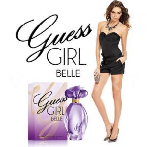 Guess Girl Belle Eau de Toilette 30ml + Body Cream 75ml + Shower Cream 75ml дамски комплект