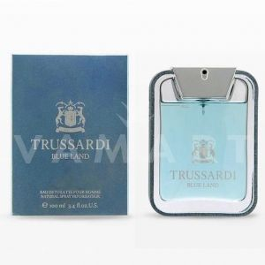 Trussardi Blue Land for men Eau de Toilette 100ml мъжки без опаковка