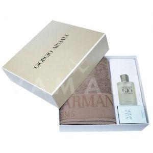 Armani Acqua di Gio homme Eau De Toilette 100ml + Кърпа мъжки комплект