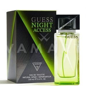Guess Night Access Eau de Toilette 50ml мъжки без опаковка
