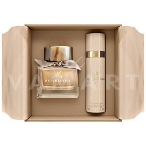 Burberry My Burberry Eau de Parfum 50ml + Moisturising Body Mist 100ml дамски комплект
