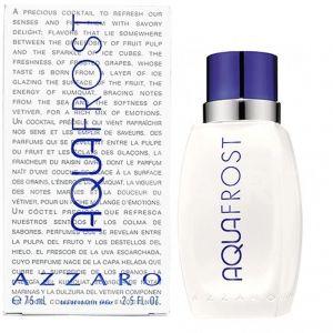 Azzaro Aqua Frost Eau de Toilette 75ml мъжки без опаковка