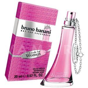 Bruno Banani Made for Women Eau de Toilette 60ml дамски