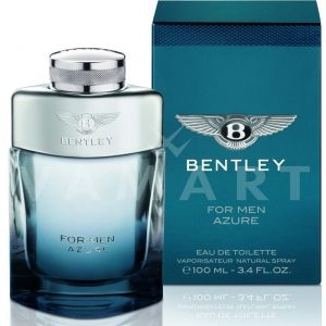 Bentley For Men Azure Eau de Toilette 100ml мъжки без опаковка