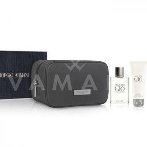 Armani Acqua di Gio homme Eau De Toilette 100ml + Shower Gel 75ml + Несесер мъжки комплект