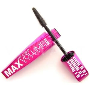 Wet n Wild Max Volume Plus Mascara Спирала за обемни мигли 1501 Black