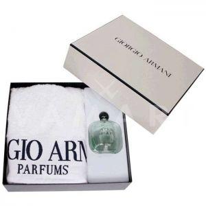 Armani Acqua di Gioia Eau de Parfum 100ml + Кърпа дамски комплект