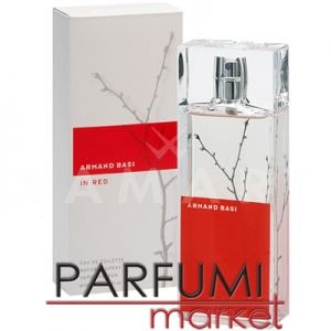 Armand Basi In Red Eau de Toilette 100ml дамски без кутия