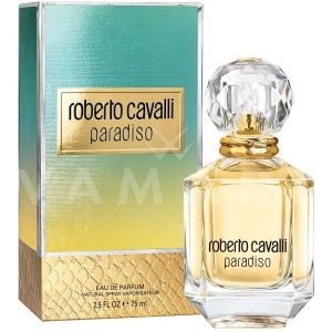 Roberto Cavalli Paradiso Eau de Parfum 75ml дамски парфюм без опаковка