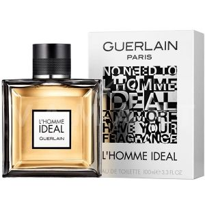 Guerlain L'Homme Ideal Eau de Toilette 100ml мъжки парфюм
