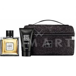 Guerlain L'Homme Ideal Eau de Toilette 100ml + Shower gel 75ml + Несесер мъжки комплект