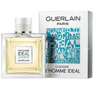 Guerlain L'Homme Ideal Cologne Eau de Toilette 100ml мъжки парфюм