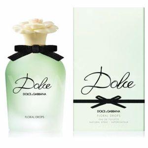 Dolce & Gabbana Dolce Floral Drops Eau de Toilette 75ml дамски без опаковка
