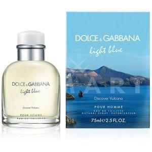 Dolce & Gabbana Light Blue Discover Vulcano Eau de Toilette 125ml мъжки