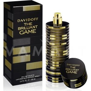 Davidoff The Brilliant Game Eau de Toilette 100ml мъжки без опаковка