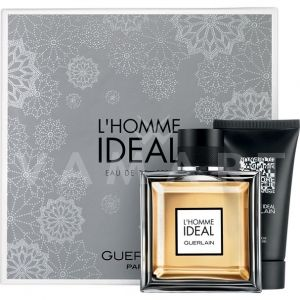 Guerlain L'Homme Ideal Eau de Toilette 50ml + Shower gel 75ml мъжки комплект