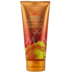 Victoria's Secret Amber Romance Hand and Body Cream 200ml дамски
