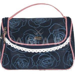 Reed Синя Роза Козметично куфарче с огледало