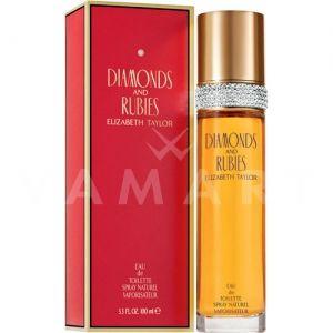Elizabeth Taylor Diamonds & Rubies Eau de Toilette 100ml дамски