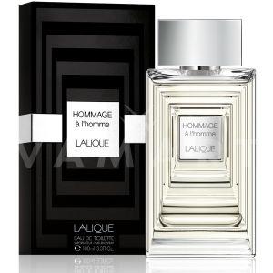Lalique Hommage a L'Homme Eau de Toilette 100ml мъжки без опаковка