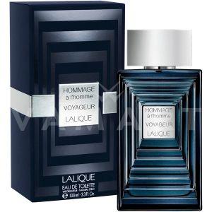 Lalique Hommage a L'Homme Voyageur Eau de Toilette 100ml мъжки без опаковка