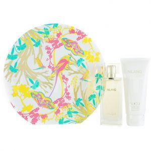 Lalique Nilang Eau de Parfum 100ml + Shower Gel 100ml дамски комплект