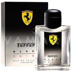 Ferrari Black Shine Eau de Toilette 125ml мъжки
