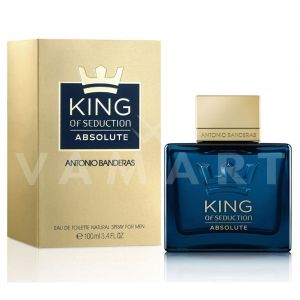 Antonio Banderas King of Seduction Absolute Eau de Toilette 100ml мъжки без опаковка